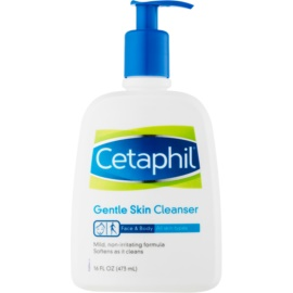 Cetaphil Cleansers Gentle Cleansing Emulsion for All Skin Types  473 ml