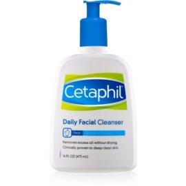 Cetaphil Cleansers tisztító emulzió normál és zsíros bőrre  473 ml