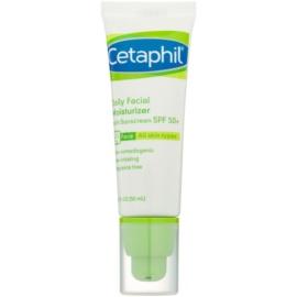 Cetaphil Moisturizers feuchtigkeitsspendende Gesichtscreme SPF 50+  50 ml