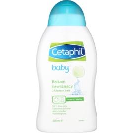 Cetaphil Baby hydratační balzám pro děti od narození  300 ml