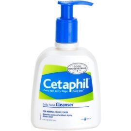 Cetaphil Cleansers Reinigungsemulsion für normale bis fettige Haut  237 ml
