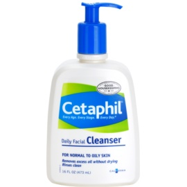 Cetaphil Cleansers Cleansing Emulsion For Normal To Oily Skin  473 ml