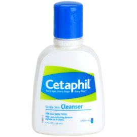 Cetaphil Cleansers Gentle Cleansing Emulsion for All Skin Types  118 ml