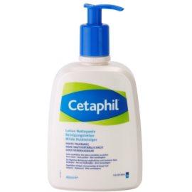 Cetaphil Cleansers почистващо мляко за чувствителна и суха кожа  460 мл.