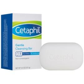 Cetaphil Cleansers jemné čisticí mýdlo pro suchou a citlivou pokožku  127 g