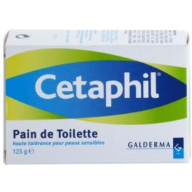 Cetaphil Cleansers savon nettoyant pour peaux sèches et sensibles  125 g