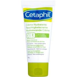 Cetaphil Moisturizers hidratáló krém arcra és testre száraz és érzékeny bőrre  85 ml
