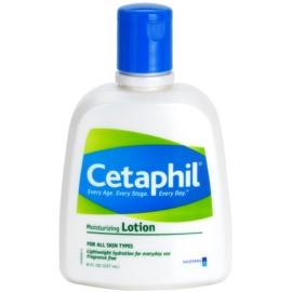Cetaphil Moisturizers leche corporal hidratante para todo tipo de pieles  237 ml