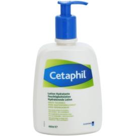 Cetaphil Moisturizers mleczko nawilżające do cery wrażliwej i suchej  460 ml