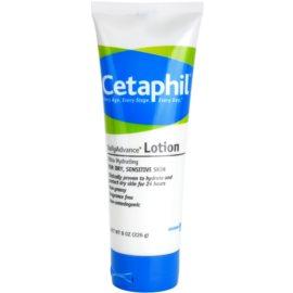 Cetaphil Moisturizers leite hidratante para peles secas e sensíveis  226 g