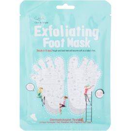 Cettua Clean & Simple Masca pentru picioare pentru pielea crapata + șosete