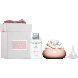 Chando Blooming Rose Garden aroma diffúzor töltelékkel 40 ml