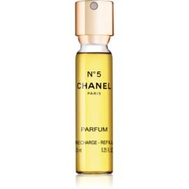 Chanel N° 5 parfém pro ženy 7,5 ml náplň s rozprašovačem