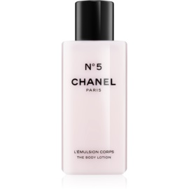 Chanel N°5 latte corpo per donna 200 ml
