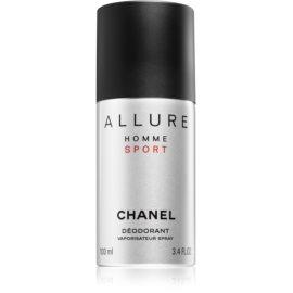 Chanel Allure Homme Sport dezodorant w sprayu dla mężczyzn 100 ml