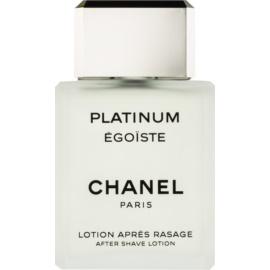 Chanel Egoiste Platinum After Shave Lotion for Men 100 ml
