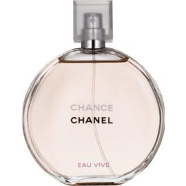Chanel Chance Eau Vive Eau de Toilette für Damen 150 ml
