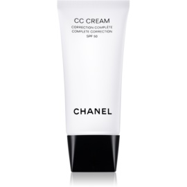 Chanel CC Cream Colour Correcting SPF 50 Shade 40 Beige  30 ml