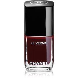 Chanel Le Vernis Nagellack Farbton 18 Rouge Noir 13 ml
