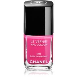 Chanel Le Vernis Nagellack Farbton 519 Rose Exubérant 13 ml