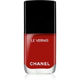 Chanel Le Vernis lak na nehty odstín 528 Rouge Puissant 13 ml