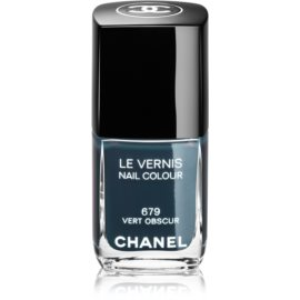Chanel Le Vernis Nagellack Farbton 679 Vert Obscur 13 ml