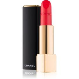 Chanel Rouge Allure intensywna, długotrwała szminka odcień 175 Ardente 3,5 g