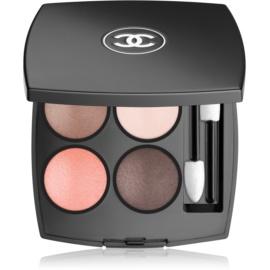 Chanel Les 4 Ombres интензивни сенки за очи 204 Tissé Vendome 1,2 гр.