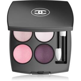 Chanel Les 4 Ombres intenzivní oční stíny odstín 228 Tissé Cambon 2 g