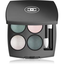 Chanel Les 4 Ombres intenzivní oční stíny odstín 232 Tissé Vénitien 2 g