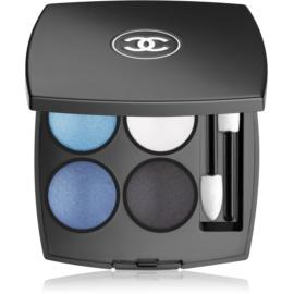 Chanel Les 4 Ombres Intense Eyeshadow 244 Tissé Jazz 1,2 g