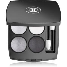 Chanel Les 4 Ombres интензивни сенки за очи 246 Tissé Smoky 1,2 гр.