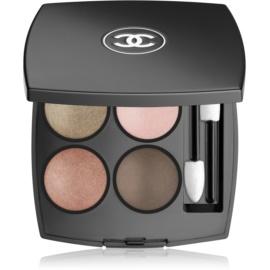 Chanel Les 4 Ombres intenzivní oční stíny 254 Tissé D´Automne 1,2 g