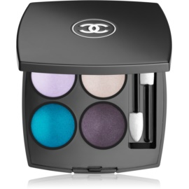 Chanel Les 4 Ombres Intense Eyeshadow 262 Tissé Beverly Hills 1,2 g