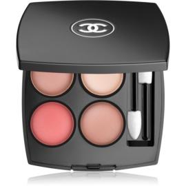 Chanel Les 4 Ombres intenzivní oční stíny odstín 268 Candeur Et Expérience 2 g