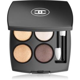Chanel Les 4 Ombres intenzivní oční stíny odstín 274 Codes Élégants 2 g
