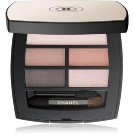 Chanel Les Beiges paleta cieni do powiek  4,5 g