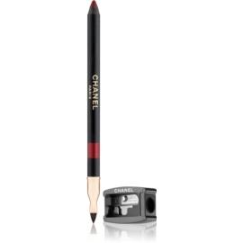 Chanel Le Crayon Levres Contour Lippotlood met Puntenslijper  Tint  98 Séduction 1 gr