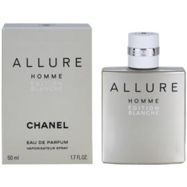 Chanel Allure Homme Édition Blanche eau de parfum férfiaknak 50 ml