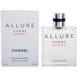 Chanel Allure Homme Sport Cologne acqua di Colonia per uomo 150 ml