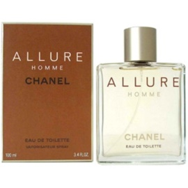 Chanel Allure Homme Eau de Toilette for Men 100 ml