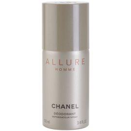 Chanel Allure Homme deodorant Spray para homens 100 ml