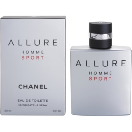 Chanel Allure Homme Sport toaletní voda pro muže 150 ml