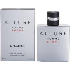 Chanel Allure Homme Sport toaletna voda za moške 100 ml