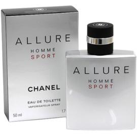 Chanel Allure Homme Sport toaletna voda za moške 50 ml