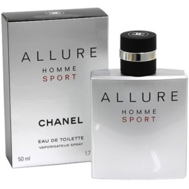 Chanel Allure Homme Sport toaletní voda pro muže 50 ml