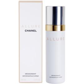 Chanel Allure desodorante en spray para mujer 100 ml
