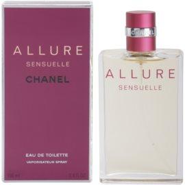 Chanel Allure Sensuelle toaletní voda pro ženy 100 ml