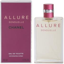 Chanel Allure Sensuelle eau de toilette para mujer 50 ml