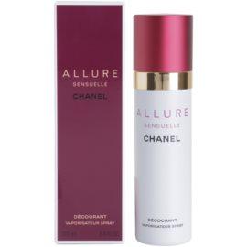 Chanel Allure Sensuelle deospray pro ženy 100 ml